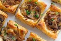 Puff pastry ideas