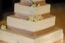 Wedding Cakes - Scrolls