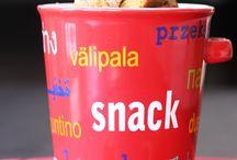 Snacks / by Lulaboola