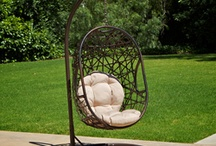 Patio furniture / by Kelly Johnson