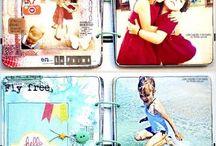 Scrapbook ♥ Mini albums