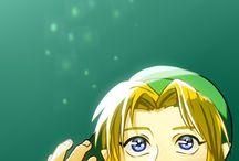 Dessins LOZ Legend of Zelda