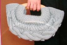 tricot sac trousse