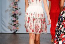 Summer/ Spring Collections / Spring summer designer collections through various years