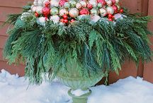 christmas decorating ideas / by Julia Greenway