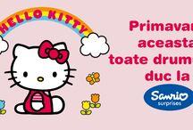 Hello Kitty DIY Magic