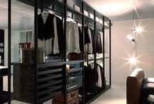 Dressing Rooms/closets