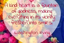 Quotes About Kindness / Kindness Quotes