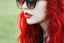 RED HAIR!!!!!!!! / by Monkie Johnson