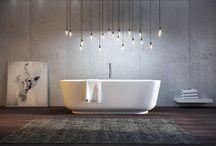 Idées Décoration Salle de bain / Besoin d'idées pour aménager ou décorer votre nouvelle salle de bain ? Découvrez de nombreux exemples illustrés sur notre blog.