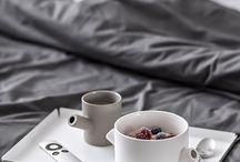 •• Coffee and tea ••