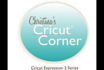 Cricut Expressions 2 / by Carolyn Hendricks