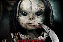 Horror CD Cover Inspiration