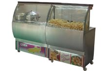 Chat And Fast Food Display Counter / Chat And Fast Food Display Counter is widely used in fast food shops and larger restaurant and chat shops. For keeping all the product fresh and to avoid wastage of chat and fast food product these counters are much beneficial.