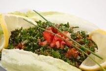 Especialidades Marrush / Comida Libanesa en Restaurante Marrush