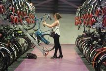 Sykkelparkering