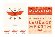 Oct. Sausage Fest Inspo