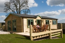 Pinder Log Cabin / Our cosy & contemporary log cabin in the stunning Derbyshire countryside sleeps 6 and is fully equipped with everything you need for a relaxing self catering holiday