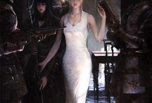 Final fantasy XV Lady Lunafreya