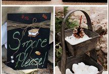 """Wedding """"Goodie Bar"""" Ideas!"""