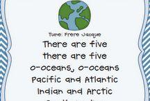 PreK: Oceans