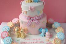keresztelői torták