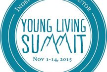 YL Summit - 2015 / Young Living Summit is the first YL Online event FOR YL distributors and customers BY YL Distributors. Each of the 60+ presentations are giving the compliant seal of approval by YL. - http://www.yleosummit.com