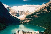 Amazing/beautiful places