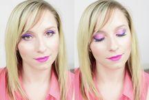 Make-up / Makijaż / Tutoriale makijażowe, make-up, inspiracje