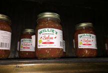 Willie's Homemade Salsa