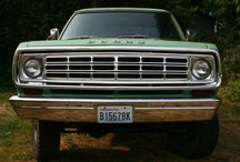 Dodge Pickups 1972~80 / History of Dodge Pickups #10
