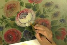 painting videos / by Pamela M