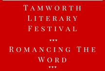 Literary Festivals and Book Signings / A list of all my past and future events I will be attending as an author.