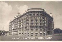 Be inspired by our history / The grand history of Excelsior Hotel Gallia.