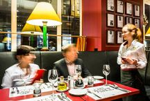 Food / There are 2 amazing award winning restaurants in the Art Nouveau Palace Hotel Prague