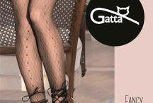 Nová, krásna kolekcia od Gatty na www.silonky.eu #silonky #pancuchy #gatta #hosiery