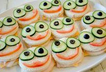 Ιδέες για παιδικά σάντουιτς