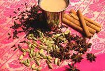 Un thé épicé pour le mal de gorge