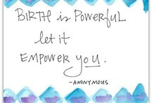 Birthing Affirmations