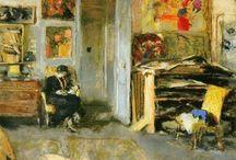 Edouard Vuillard Art