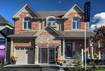 Millbank ll Model Home / Milbank ll model home in Binbrook.
