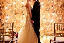 All That Glows / Decorative Wedding Lighting ideas