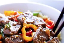 Food and Recipes - Beef and Lamb