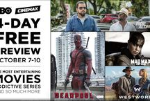 HBO Free Preview Weekend