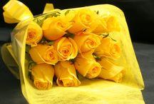 Felhasznált virágok