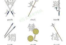 Kínai fegyverek