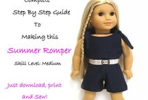 Designed by 123 Mulberry Street / 123 Mulberry Street doll clothes patterns are available at Liberty Jane Patterns. Below is a collection of patterns she has designed, as well as, clothing made by talented seamstresses using her fabulous patterns! Please comment and repin to show your support of Indie Designer 123 Mulberry Street :) / by Cinnamon Miles / Liberty Jane Clothing