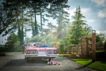 A 1950's Rockabilly inspired Wedding 'styled Photo Shoot'. /   A 1950's Rockabilly inspired 'styled wedding photo shoot' to show you how your love of a Thunderbird car can inspire your wedding theme and colour scheme ll  www.mulberryweddingsandevents.co.uk/  www.danielsprackmanphotography.co.uk/  ll  www.theparkfalfield.co.uk/  ll  www.facebook.com/canhairstyling?fref=ts  ll  thetherapycentrefalfield.co.uk/  ll  www.futurebrides.co.uk/  ll   www.menshire.co.uk/  ll  www.facebook.com/Christeenyscakes?fref=ts  ll  www.iconicweddingcars.co.uk/  ll