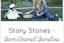 opowiadanie na kamieniach