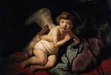 Dibujos de los grandes maestros / Dibujos de: Rembrand Rubens Van Gogh Leonardo de Vinci Raphael de Sancio Goya Picasso Dalí Miguel Ángel Bonaroti